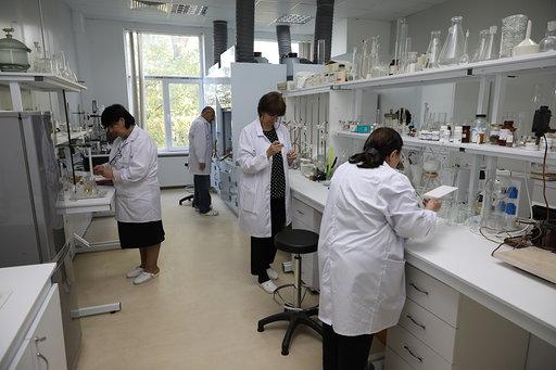 მცენარეული ბიოპოლიმერების და ბუნებრივ ნაერთთა ქიმიური მოდიფიკაციის დეპარტამენტი